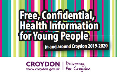 Croydon Sexual Health Services Information Card