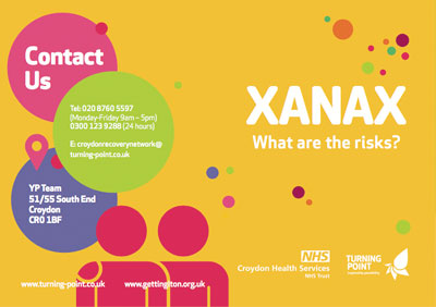 Xanax – what are the risks? information